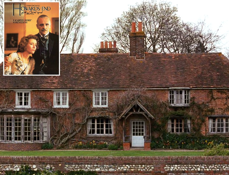 Peppard Cottage from Howards End movie