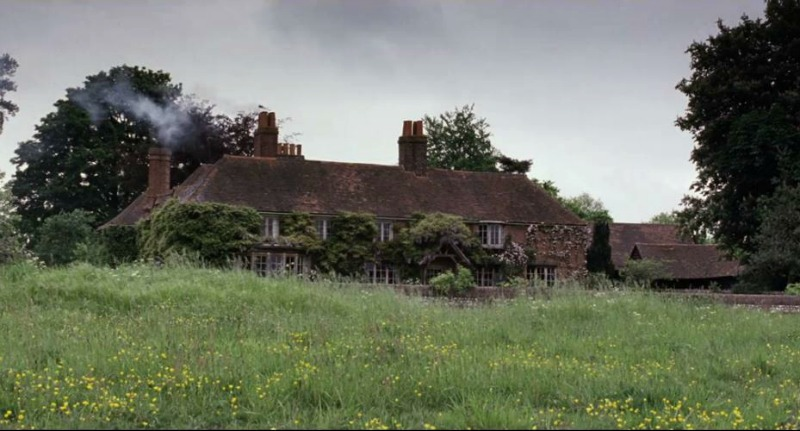 Peppard Cottage in Howards End