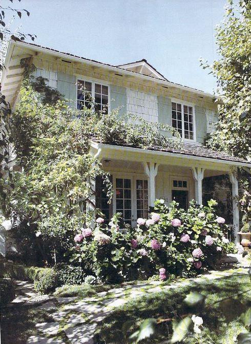 Brooke Giannetti house in Santa Monica