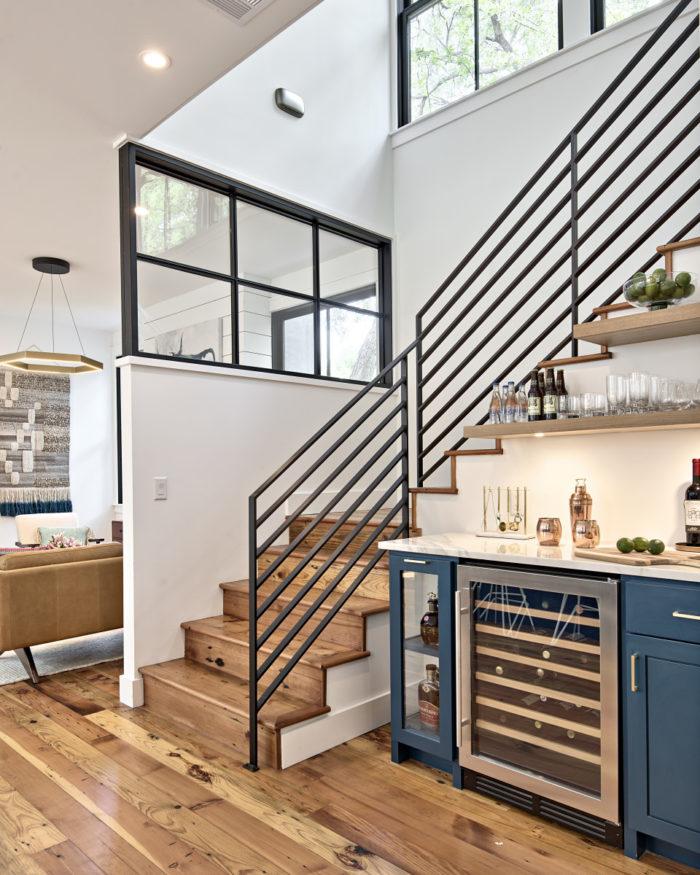 Modern Farmhouse Ave B Reno Austin