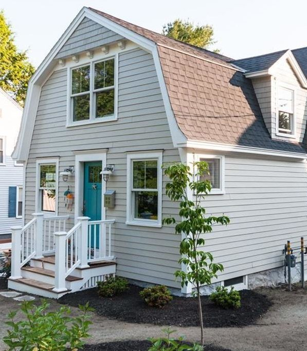 SoPo Cottage Makeover 11 Henry St So Portland Maine