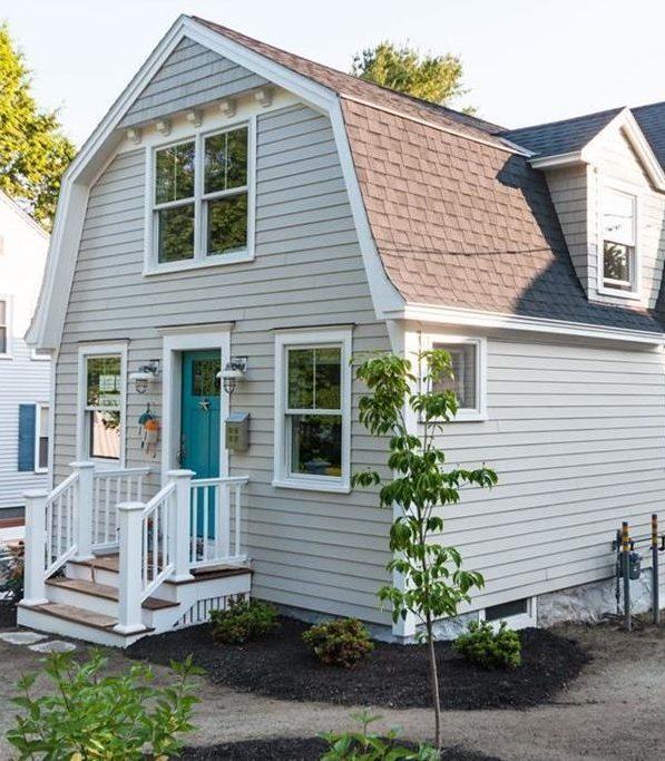 SoPo Cottage Makeover 11 Henry St So Portland Maine