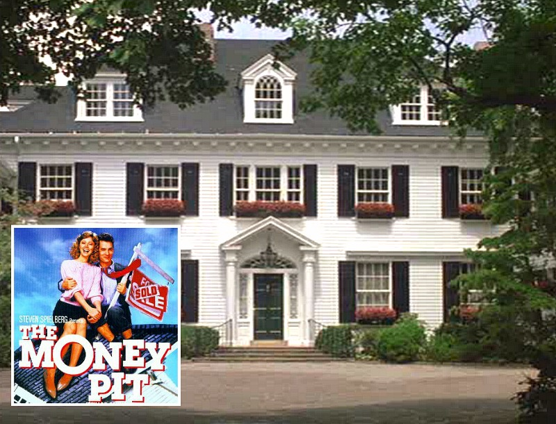 Inside Real Money Pit Movie Mansion Today