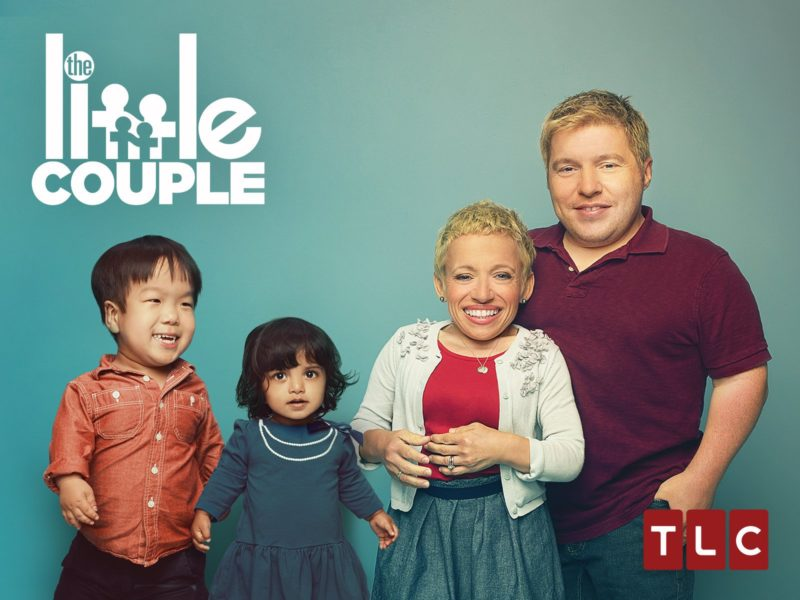 The Little Couple TLC Logo