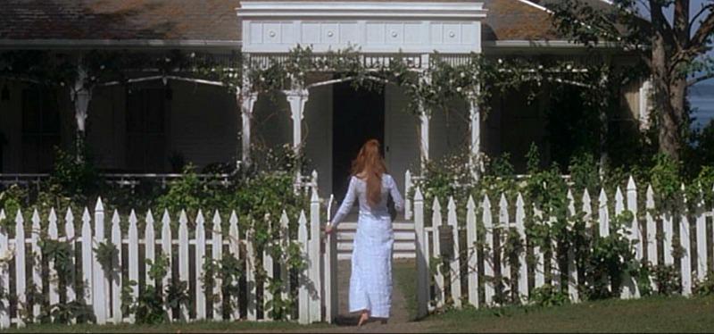 Gillian Owens Practical Magic Front Porch