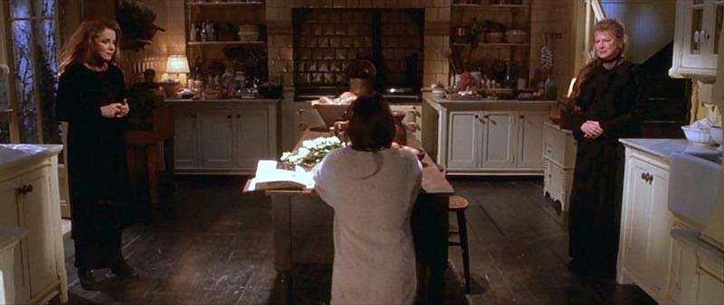 Owens family kitchen Aga stove
