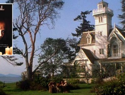 Practical Magic Movie White Victorian House