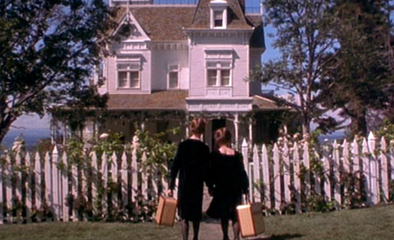 Practical Magic Victorian House Filming Location
