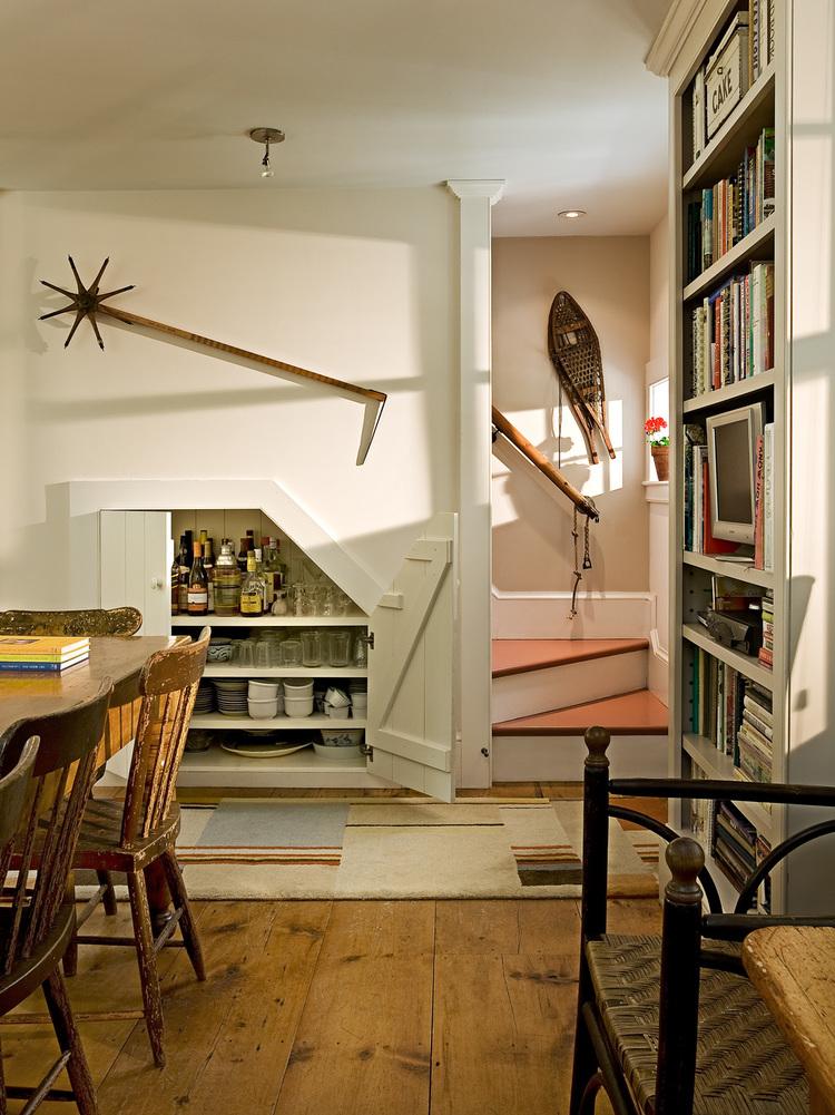 Smith & Vansant small country cape kitchen renovation