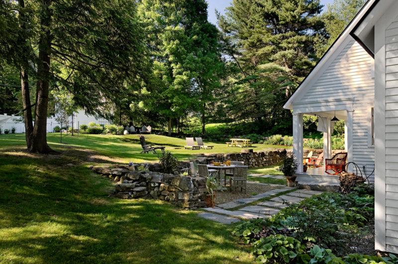 Smith & Vansant Remodel Backyard
