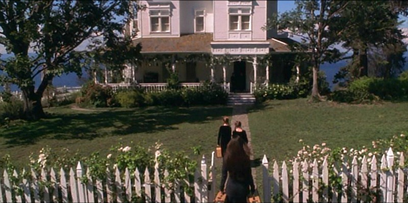 Young Sally and Gilly Practical Magic