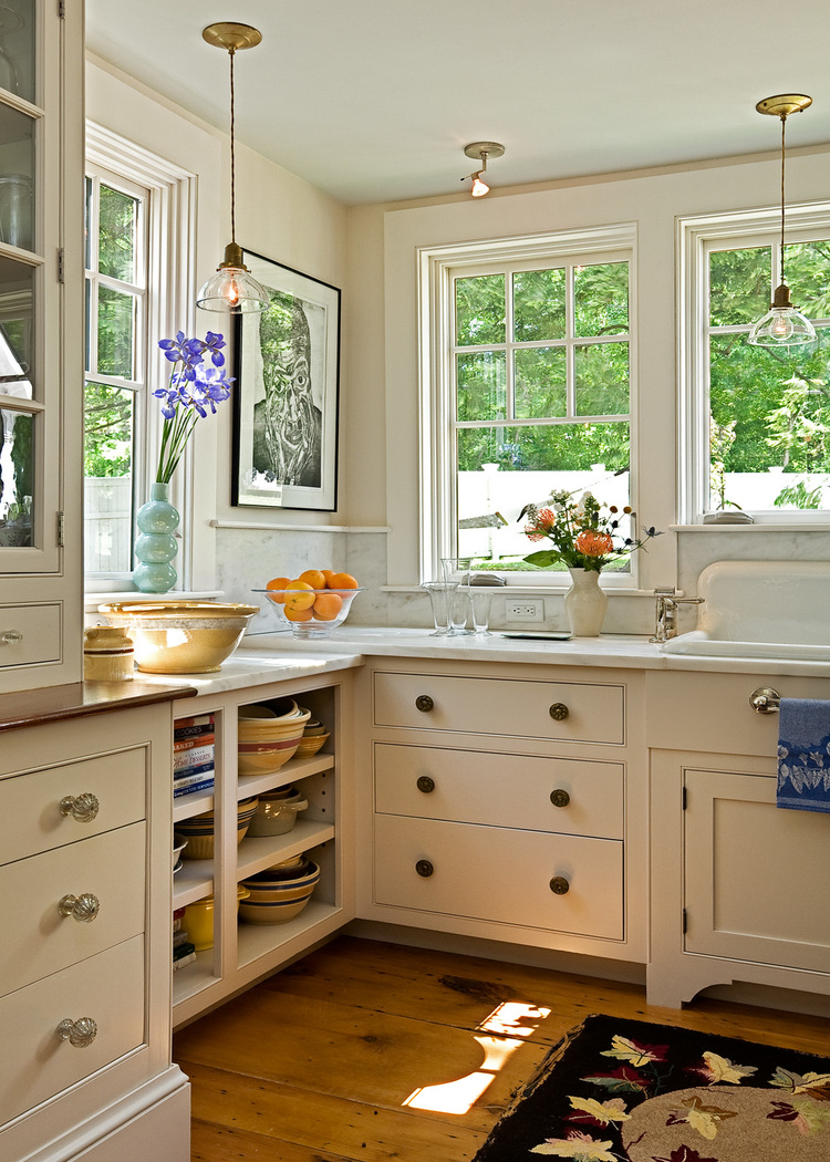 country kitchen remodel