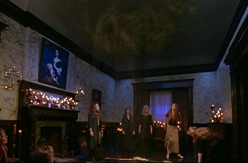 exorcism in the parlor