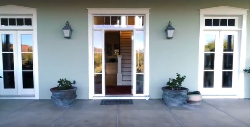 A Colorful Australian Style Farmhouse For Sale In Arizona