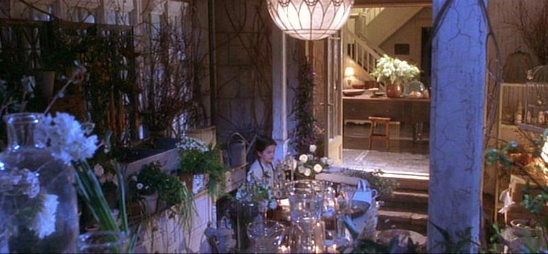 greenhouse in practical magic movie