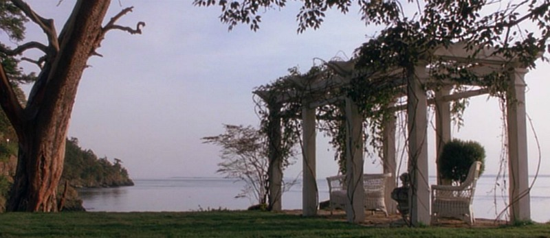 pergola by the water practical magic