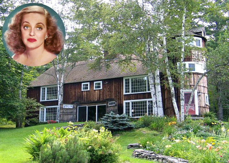 Bette Davis Butternut Lodge Sugar Hill NH