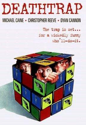 Deathtrap movie poster 1982