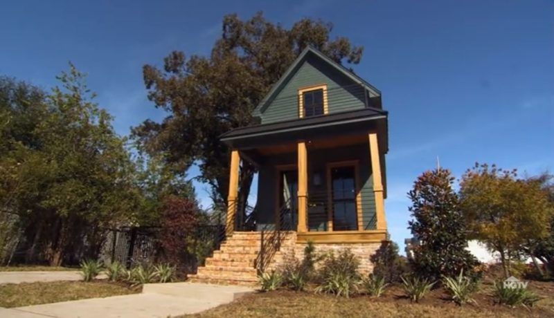 hgtv fixer upper shotgun house reveal