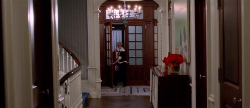 Miranda Priestly townhouse Devil Wears Prada screenshot