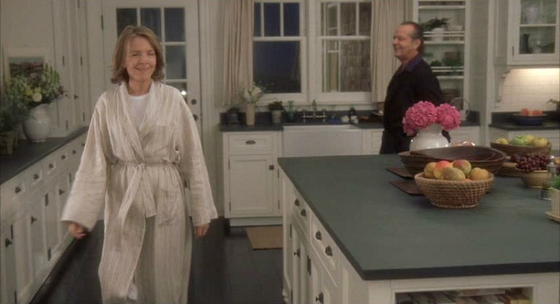 Something's Gotta Give Diane Keaton Kitchen