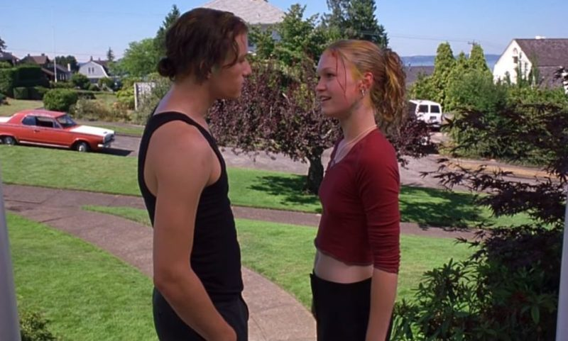 Ten Things I Hate About You Film Stills: 10 Things I Hate About You Movie Victorian (1)