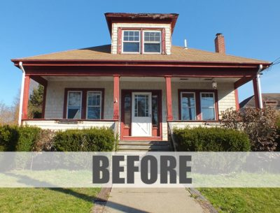 """It Was a Disaster:"" Bringing a Beat-Up Bungalow Back to Life"