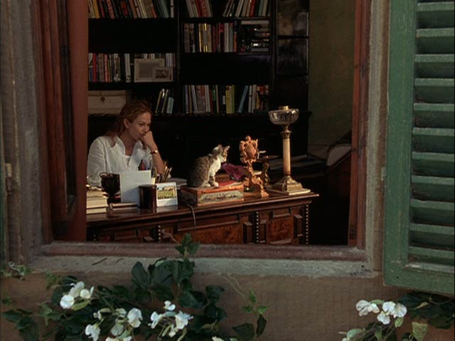 Diane Lane Under the Tuscan Sun writing study