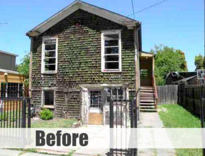 A Neighborhood Eyesore Becomes a Modern Farmhouse in Berkeley