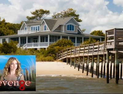 Emily Thorne's beach house in Revenge TV show