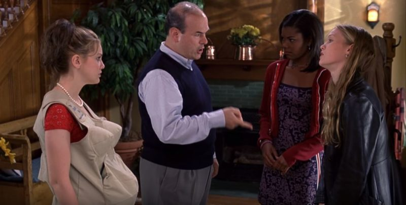 Dad in 10 Things I Hate About You movie