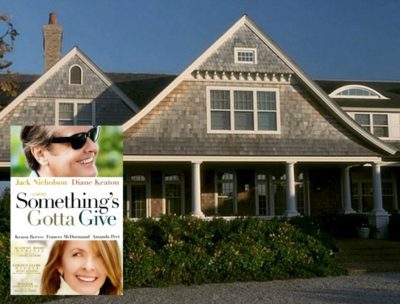 Something's Gotta Give movie Diane Keaton's beach house