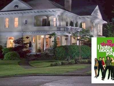 The 10 Things I Hate About You House