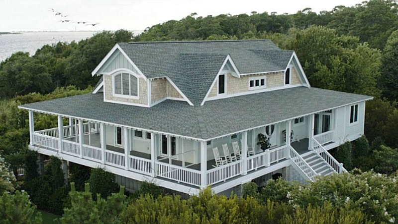 Emily Thorne's Beach House on Revenge
