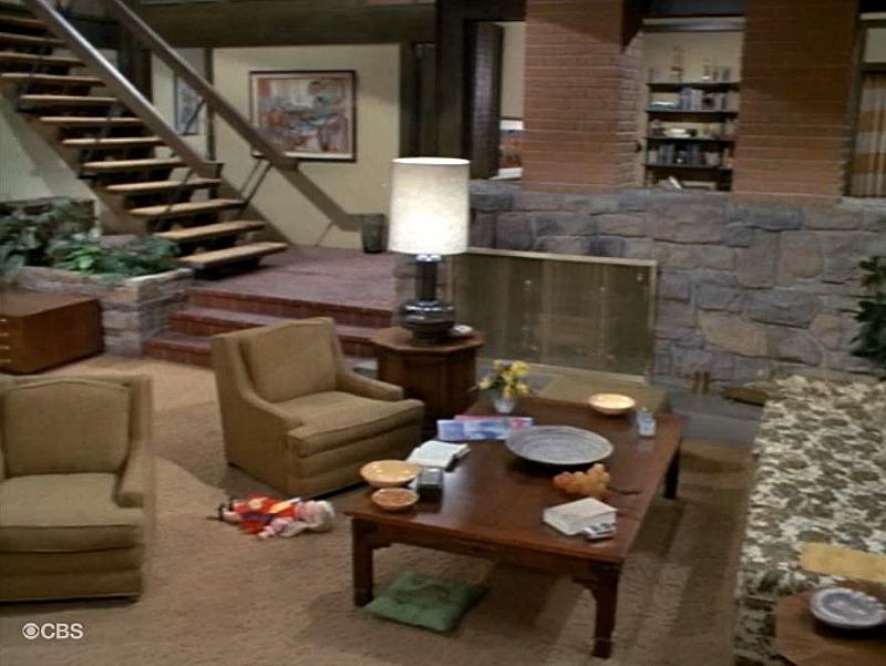 Brady Bunch Living Room Set SSN1