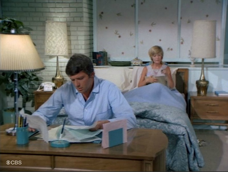 Brady Bunch Master Bedroom SSN3