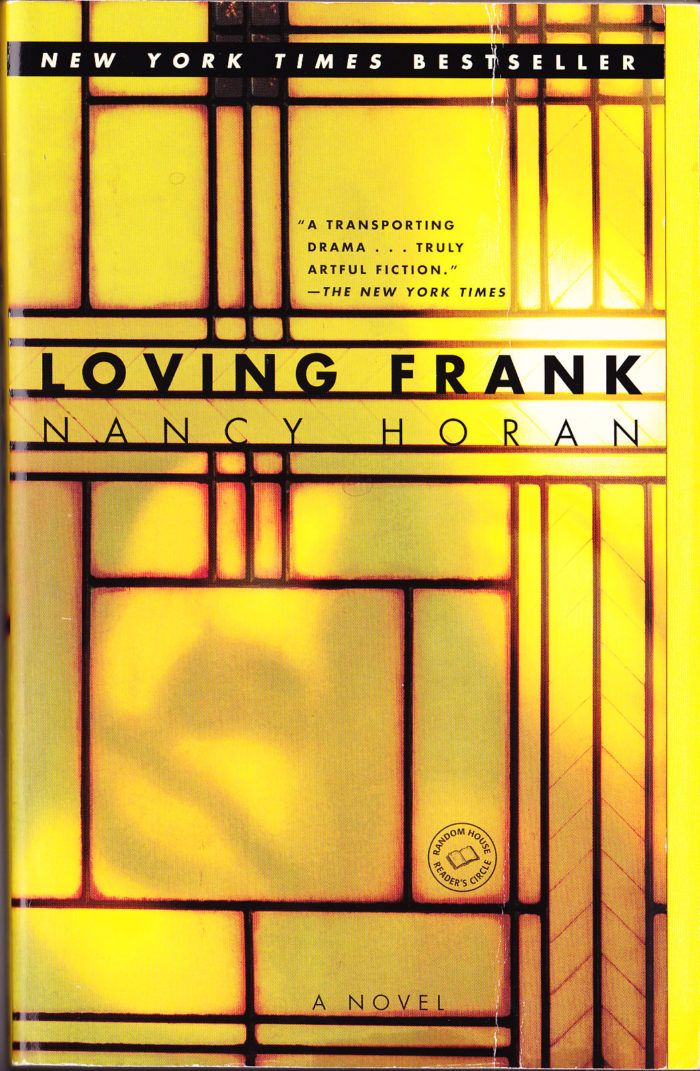 Loving Frank novel by Nancy Horan
