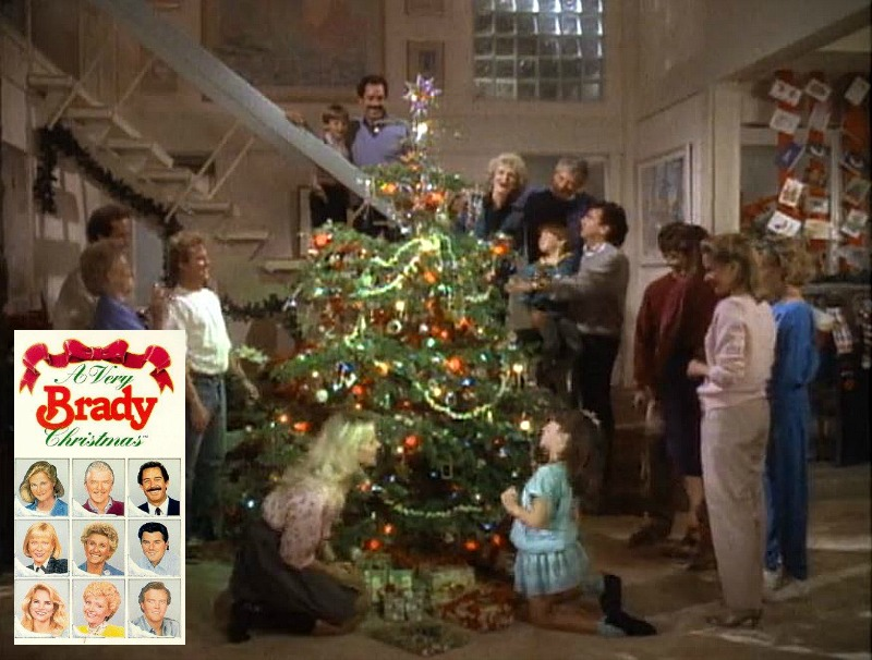 A Very Brady Christmas movie 1988