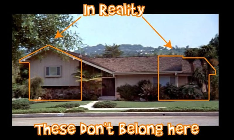 Brady Bunch House via Mockingbird Lane blog