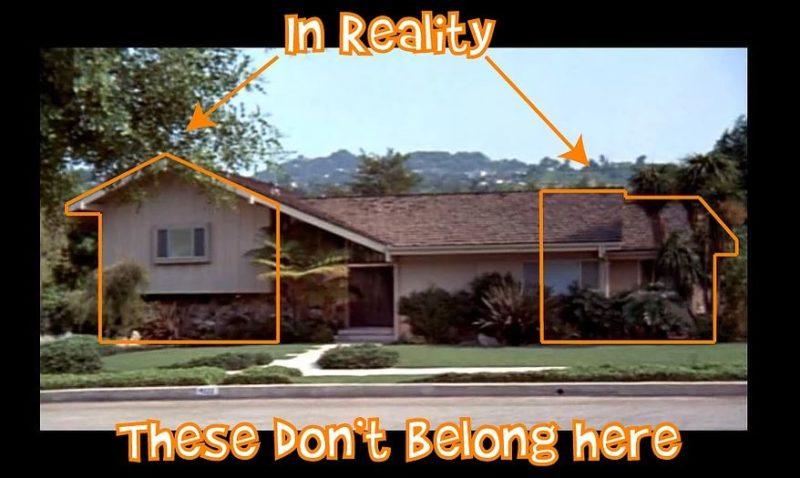 Brady Bunch House via Mockingbird Lane blog