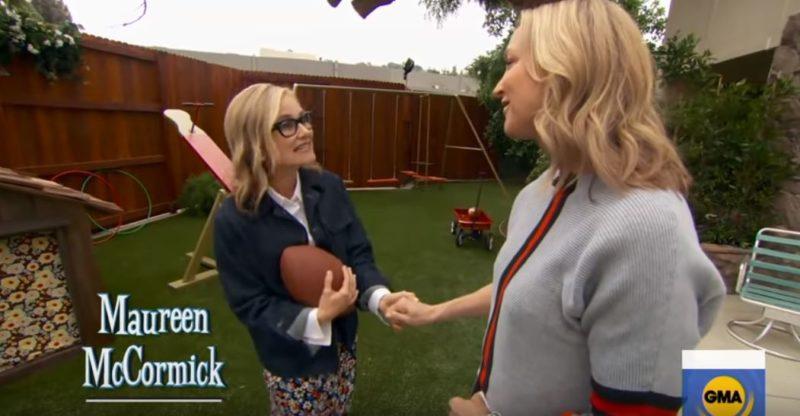 Maureen McCormick HGTV Remodeled House Backyard
