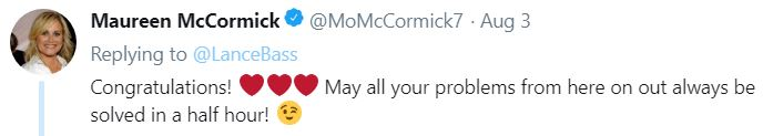Maureen McCormick Twitter