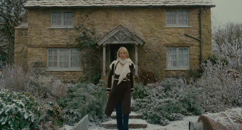 Cameron Diaz stone cottage Holiday movie