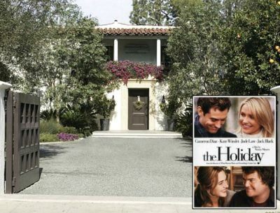 """The Holiday:"" The California House from the Movie Is For Sale"