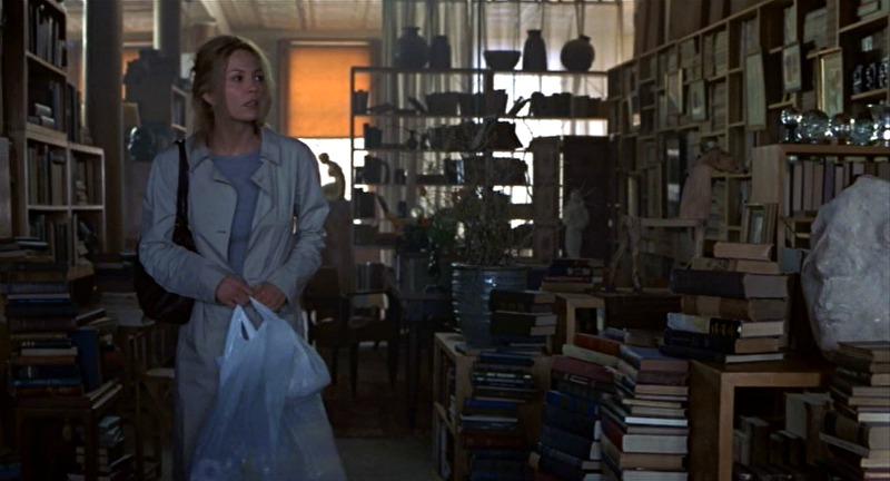 Paul Martel's Book-Filled Loft Unfaithful movie