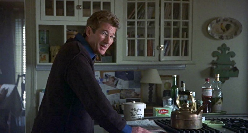 Richard Gere Unfaithful house kitchen