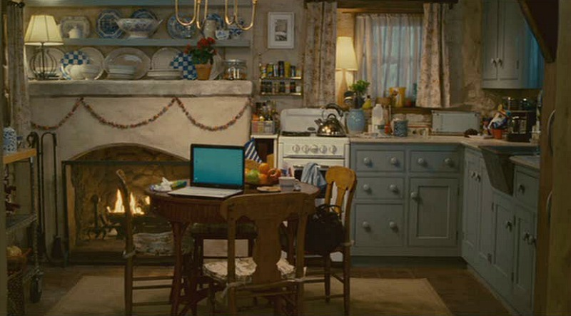Rosehill Cottage Kitchen The Holiday Movie