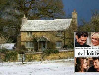 "How They Built Rosehill Cottage for ""The Holiday"""
