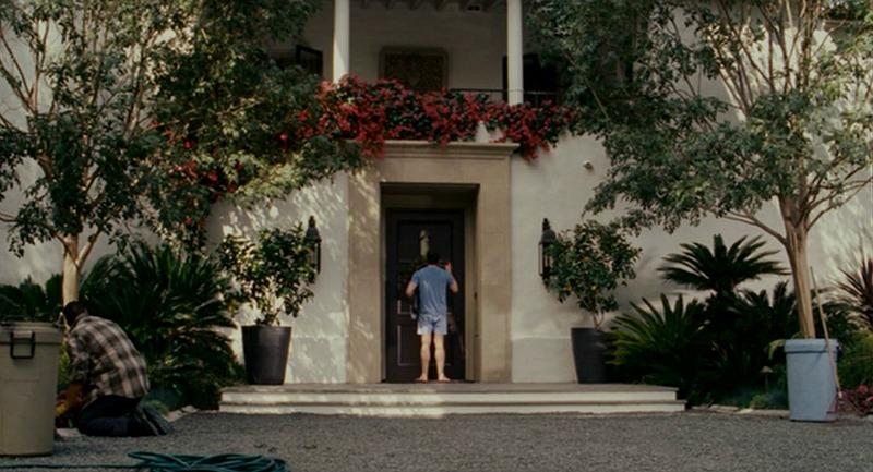 The Holiday movie Amanda's house