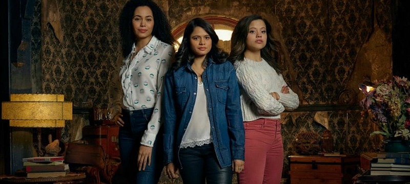 Cast of Charmed Reboot 2018 The CW